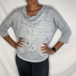 SWAN label golden Swan grey oversized sweater xl